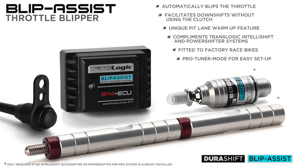 Translogic Products: Blip Assist Throttle Blipper